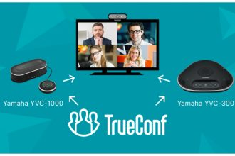 TrueConf and Yamaha Collaborate