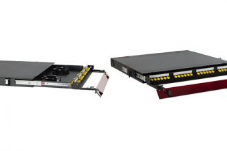 Bittree Intros Fiber-Optic Feed-Through Patch Panel Enclosure