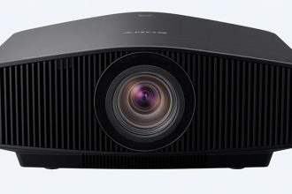 Sony Launches Three New 4K HDR Home Cinema Projectors