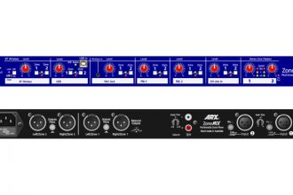 New ZoneMix Zone Mixer from ARX Systems Will Debut at ISE
