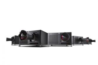 Barco to Debut Four New UDX Projectors Aimed at Live Events