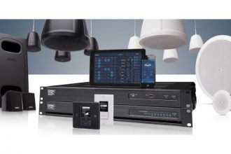 QSC Ships Business Music Solutions